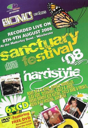 Sanctuary Festival - 2008 - Hardstyle Pack